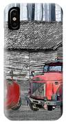 Forgotten Old Timers IPhone Case