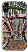 Forgotten Ride 1 IPhone Case