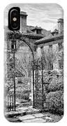 Formal Gardens IPhone Case