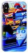 Formula 1 Race IPhone Case