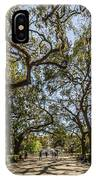 Forsyth Park IPhone Case