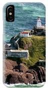 Fort Amherst At St. Johns New Foundland IPhone Case