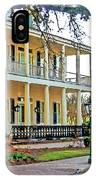 Fort Conde Inn In Mobile Alabama IPhone Case