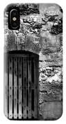 Fort Doorway IPhone Case