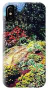 Fort Tryon Park IPhone Case