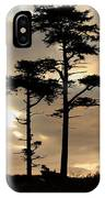 Fort Worden Sunrise IPhone Case