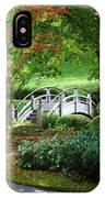 Fort Worth Botanic Garden IPhone Case