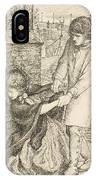 Found - Compositional Study IPhone Case