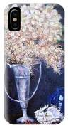 Found Treasures IPhone Case by Jan Byington