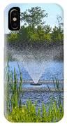 Fountain Art IPhone Case