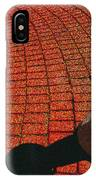 Fountain In The Park IPhone Case