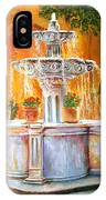 Fountain Of Truth IPhone Case