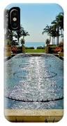 Fountain Pool IPhone Case