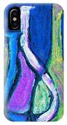 Four Bottle Abstract IPhone Case