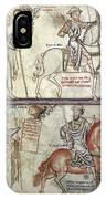 Four Horsemen, 1250 IPhone Case