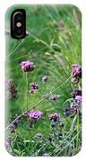Four Monarch Butterflies IPhone Case
