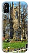 Four Steeples IPhone Case