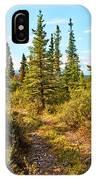 Four Wheeler Trail - Richardson Highway IPhone Case