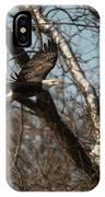 Fox River Eagles - 20 IPhone Case