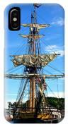 Fox's Dock IPhone Case