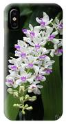 Foxtail Orchid IPhone Case