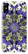 Fractal 9 IPhone Case