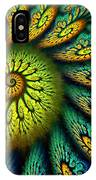 Fractal Abstract 061710 IPhone Case