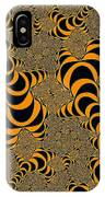 Fractal Abstract IPhone Case
