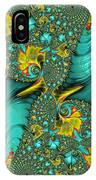 Fractal Art - Gifts From The Sea By H H Photography Of Florida IPhone Case