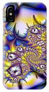 Fractal Containment IPhone Case