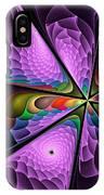 Fractal Design  -g- IPhone Case