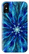Fractal Flora 062610 IPhone Case