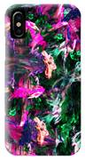 Fractal Floral Riot IPhone Case