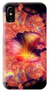 Fractal Layered IPhone Case