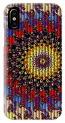Fractal Outburst Catus 1 No. 10 - Sunsettia For Lea IPhone Case