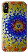 Fractal Outburst Catus 1 No. 7 - Firebirdia H A IPhone Case
