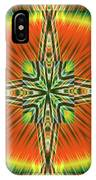 Fractal Reviews IPhone Case