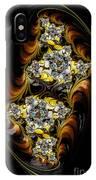Fractal Twins IPhone Case