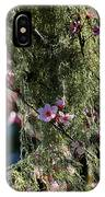 Fragrant Embrace Of Two Worlds IPhone Case