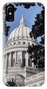 Framed Capitol IPhone Case