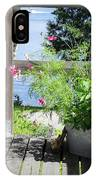 Framed View IPhone Case