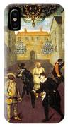 France: Comedy, 1670 IPhone Case