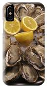 France, Paris Oysters On Display IPhone Case