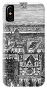 France, View Of Lyon, C1894 - To License For Professional Use Visit Granger.com IPhone Case