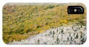 Franconia Notch State Park - White Mountains Nh Usa Autumn IPhone X Case