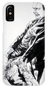 Frankenstein Vs. The Wolfman IPhone Case