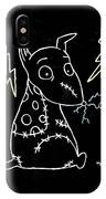 Frankenweenie Sparky Uv IPhone Case