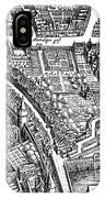 Frankfurt Am Main, 1628 IPhone Case