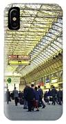 Frankfurt Hbf IPhone Case