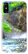Franklin Falls IPhone Case